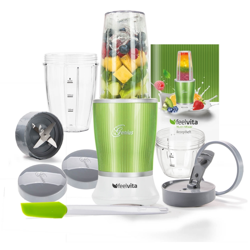 Feelvita | Nutri Mixer (Set 11tlg.) | B-Ware